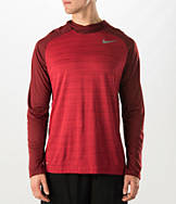 Men's Nike Dri-FIT Touch Long Sleeve Hoodie