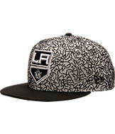 New Era Los Angeles Kings NHL Elephant Crown Snapback Hat