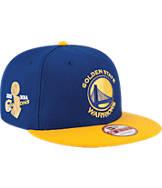 Men's New Era Golden State Warriors NBA 2015 9FIFTY Snapback Hat