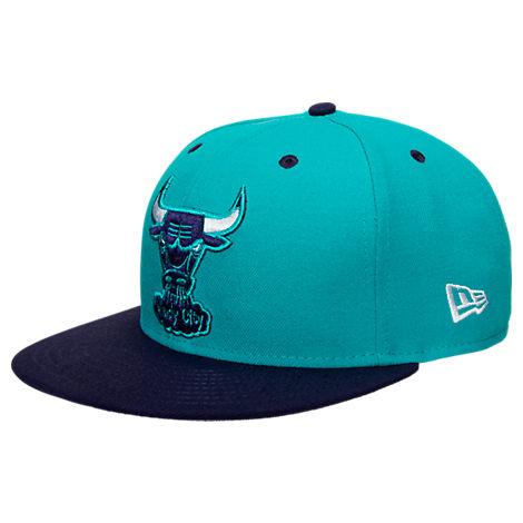 New Era Chicago Bulls NBA 9FIFTY Snapback Hat