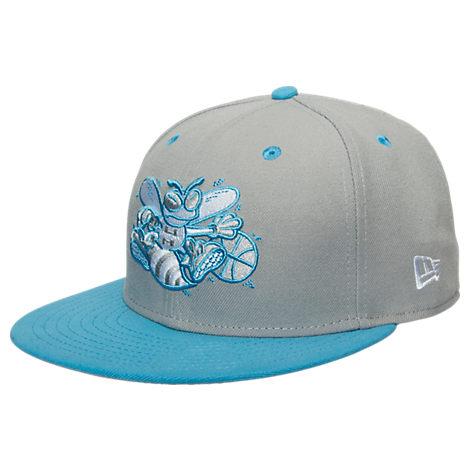 New Era Charlotte Hornets NBA 9FIFTY Snapback Hat