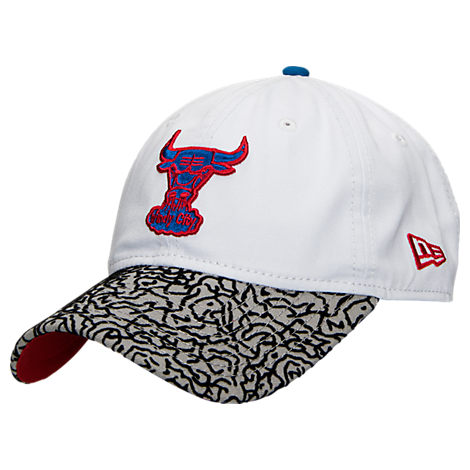 New Era Chicago Bulls NBA Retro 3 OG Adjustable Hat