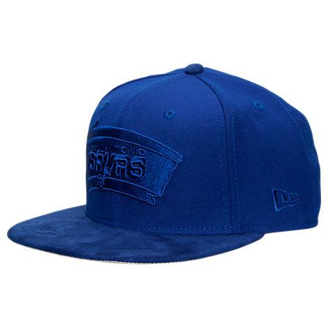 New Era San Antonio Spurs NBA Retro 12 Hook Snapback Hat