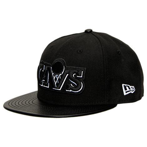 New Era Cleveland Cavaliers NBA Retro 3 Hooks Snapback Hat