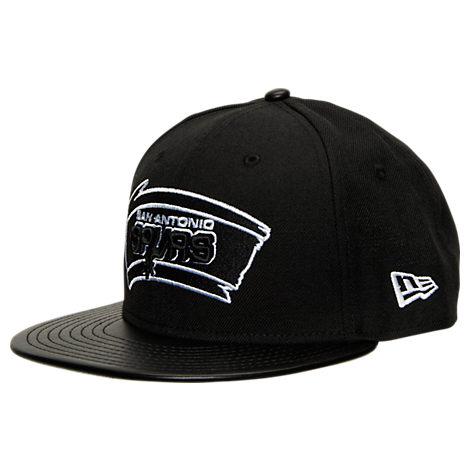 New Era San Antonio Spurs NBA Retro 3 Hooks Snapback Hat