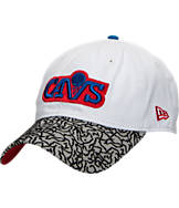 New Era Cleveland Cavaliers NBA Retro 3 OG Adjustable Hat