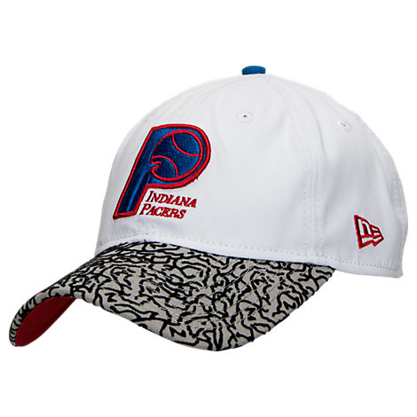 New Era Indiana Pacers NBA Retro 3 OG Adjustable Hat