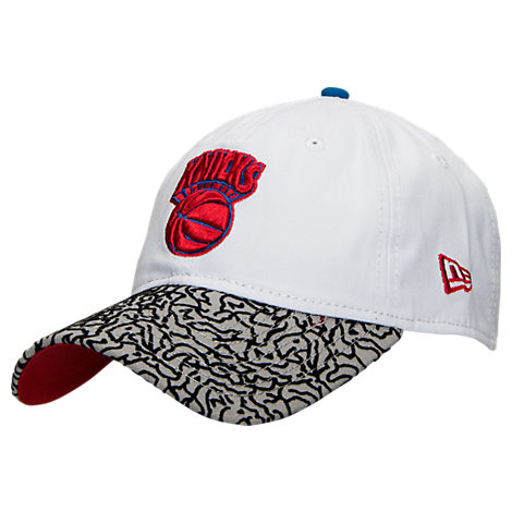 New Era New York Knicks NBA Retro 3 OG Adjustable Hat