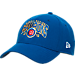 Front view of New Era Chicago Cubs MLB World Series Champions 2016 Fitted Hat in Royal