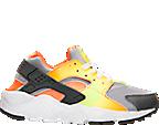 Boys' Grade School Nike Huarache Run Print Running Shoes