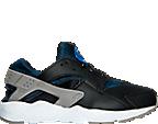 Boys' Preschool Nike Huarache Run Print Running Shoes
