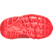 Bottom view of Boys' Toddler Nike Huarache Run Running Shoes in University Red/University Red