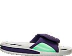 Boys' Grade School Jordan Hydro 4 Slide Sandals