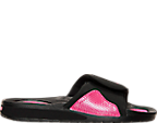 Girls' Grade School Jordan Hydro 4 (3.5y-9.5y) Slide Sandals