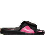 Girls' Grade School Jordan Hydro 4 (3.5y-9.5y) Slide Sandals