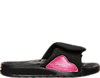 Girls' Preschool Jordan Hydro 4 Slide Sandals