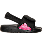 Girls' Toddler Jordan Hydro 4 Slide Sandals