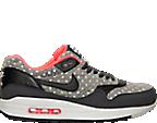 Men's Nike Air Max 1 Leather Premium Running Shoes