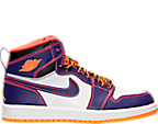 Boys' Preschool Air Jordan Retro 1 High Basketball Shoes