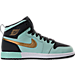 Mint Foam/Metallic Gold/Anthracite