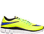 Boys' Grade School Nike Free Hypervenom Running Shoes