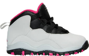 GIRLS' TODDLER JORDAN 10 RETRO