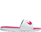 Women's Nike Benassi Solarsoft 2 Slide Sandals