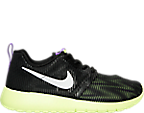 Girls' Grade School Nike Roshe One Flight Weight Casual Shoes