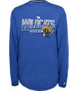 Men's Kentucky Wildcats College Earn It Long-Sleeve Shirt