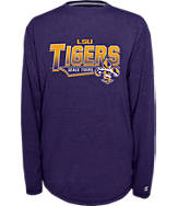 Men's LSU Tigers College Earn It Long-Sleeve Shirt