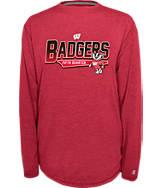 Men's Wisconsin Badgers College Earn It Long-Sleeve Shirt
