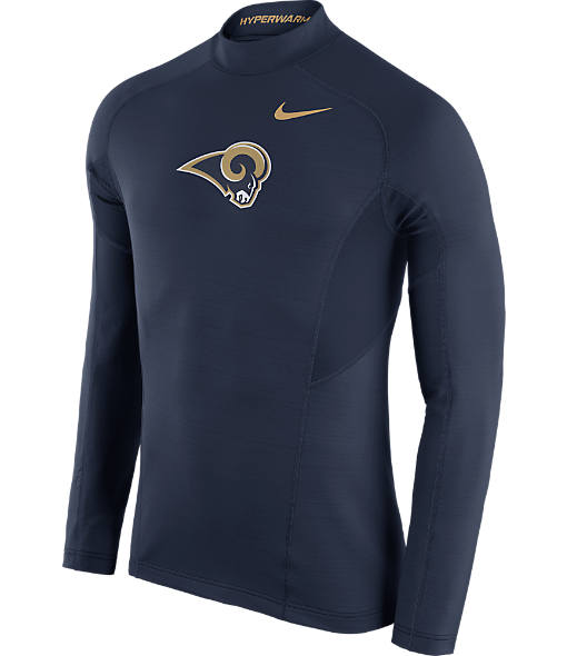 Men's Nike Los Angeles NFL Hyperwarm Fitted T-Shirt
