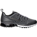Right view of Men's Nike Air Max Supreme 3 Running Shoes in Dark Grey/Black/Dark Grey
