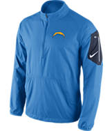 Men's Nike San Diego Chargers NFL Lockdown Jacket