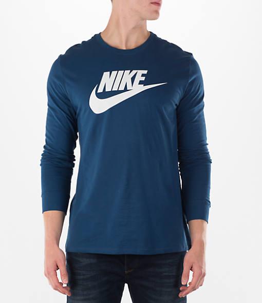 Men's Nike Futura Long-Sleeve Shirt