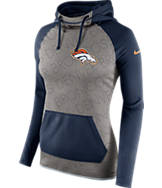 Women's Nike Denver Broncos NFL Champ Drive AT Hoodie