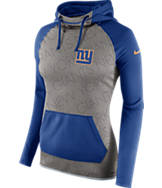 Women's Nike New York Giants NFL Champ Drive AT Hoodie