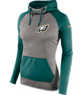 Women's Nike Philadelphia Eagles NFL Champ Drive AT Hoodie
