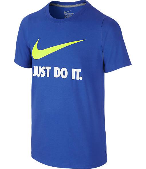 Boys' Nike JDI Swoosh T-Shirt