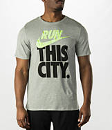 Men's Nike Run This City T-Shirt