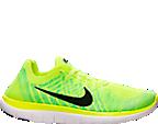 Men's Nike Free 4.0 Flyknit Running Shoes