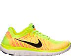 Women's Nike Free 4.0 Flyknit Running Shoes