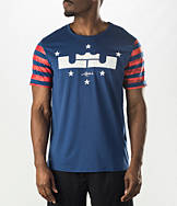 Men's Nike LeBron 4th of July T-Shirt
