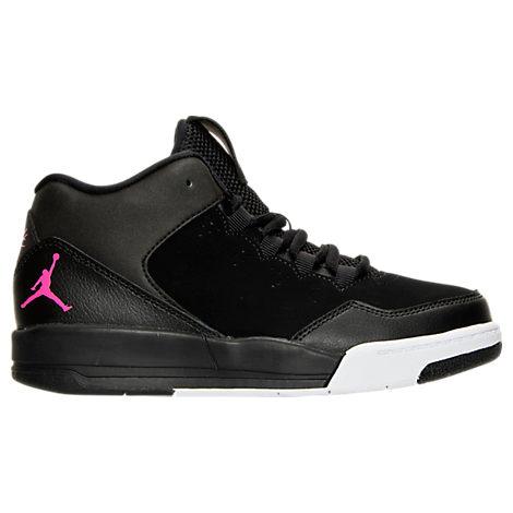 Girls' Preschool Jordan Flight Origin 2 Basketball Shoes