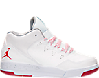 Girls' Preschool Air Jordan Flight Origin Basketball Shoes