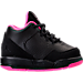 Girls' Toddler Jordan Flight Origin 2 Basketball Shoes Product Image