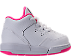 Girls' Toddler Jordan Flight Origin 2 Basketball Shoes