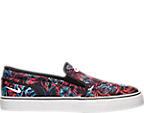 Men's Nike Toki Slip TXT Print Casual Shoes
