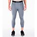 Men's Air Jordan Alpha Dry 3/4 Tights Product Image