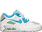 Girls' Grade School Nike Air Max 90 Running Shoes